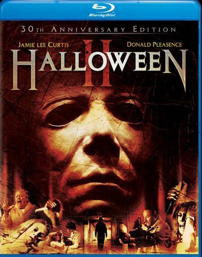 Halloween II Blu-ray - Justice Has Been Served!