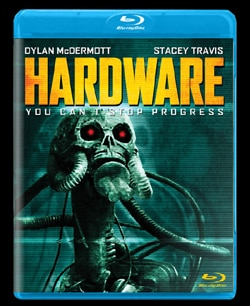 Hardware on Blu-ray and DVD