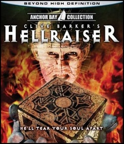 Hellraiser on Blu-ray (click for larger image)