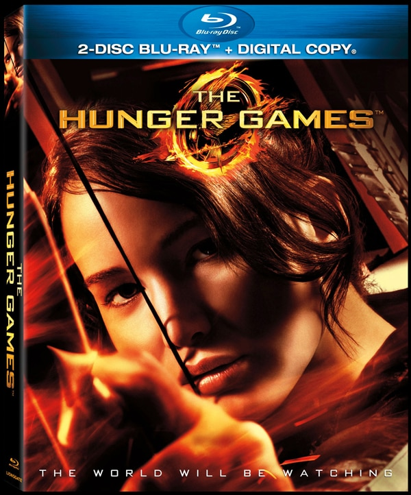 bluhg - Jennifer Lawrence Talks Big Budget vs. Indie Films in Latest Bonus Clip from The Hunger Games' Home Video Release