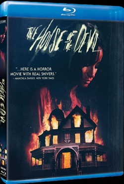 The House of the Devil on Blu-ray and DVD