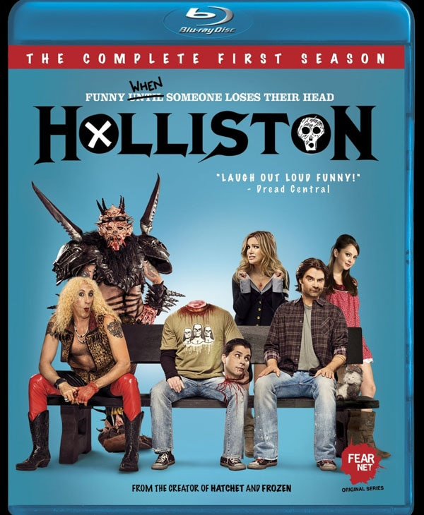 Holliston Panel Blows Away Rock and Shock Audience!