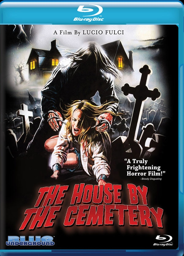 The House By the Cemetery Gets a 1080p Makeover in September