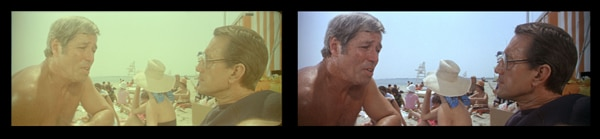 blujaws2 - Jaws on Blu-ray - Two Restored Clips!