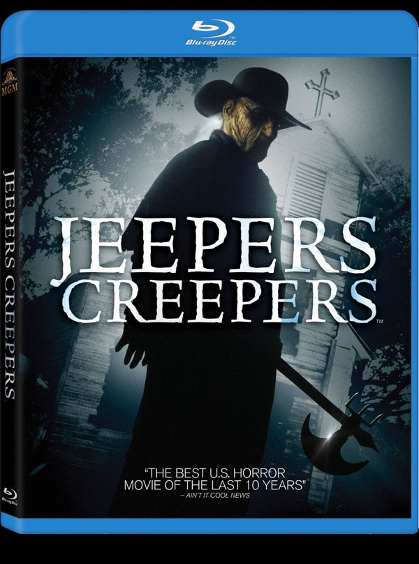 blujc - Fox Doles Out the Horror on Blu-ray in September - Jeepers Creepers, Killer Klowns from Outer Space, and Texas Chainsaw Massacre 2