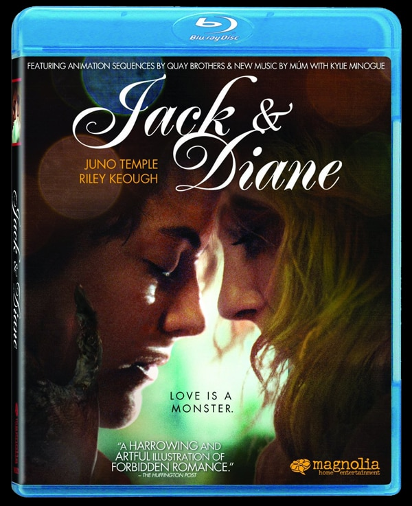 Ring in 2013 with Lesbian Werewolves Jack & Diane