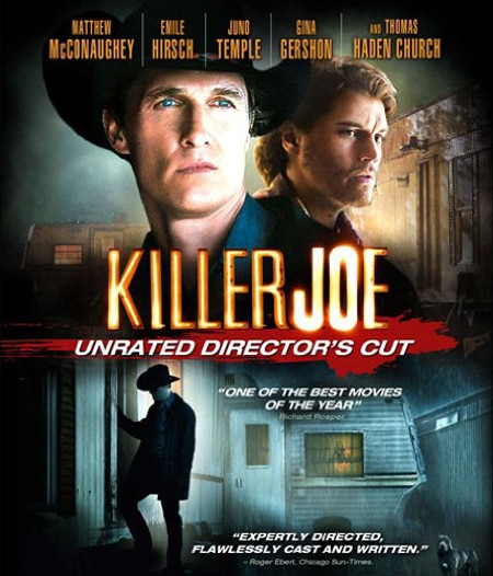 Killer Joe Fries its Way Home