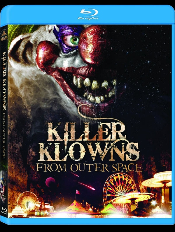 blukk - Exclusive: The Chiodo Brothers Talk Killer Klowns, Movie Making, and More!