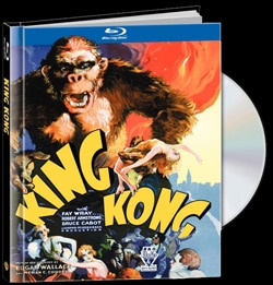 The Original King Kong on Blu-ray