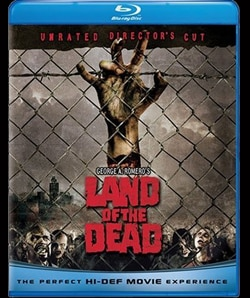 Land of the Dead Blu-ray (click here for larger image!)