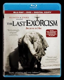 The Last Exorcism on DVD