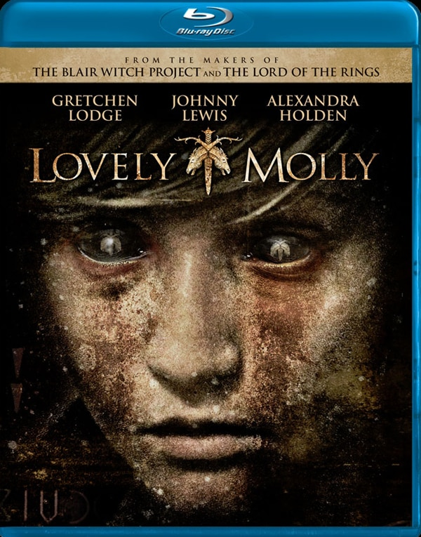 Lovely Molly's Evil Spreads to Blu-ray and DVD