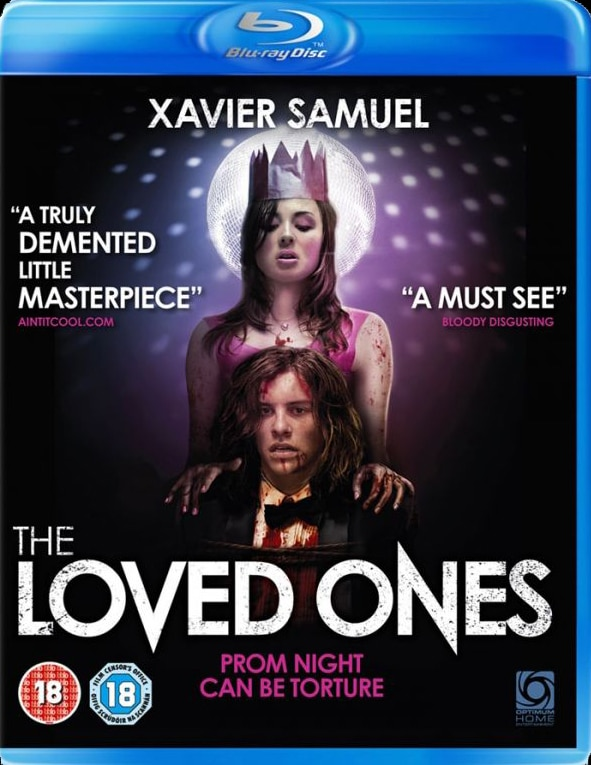 The Loved Ones Hits DVD and Blu-ray in the UK