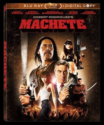 Machete Slices His Way to Home Video