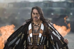 Machete on Blu-ray and DVD