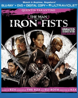 Man with the Iron Fists, The (Blu-ray / DVD)