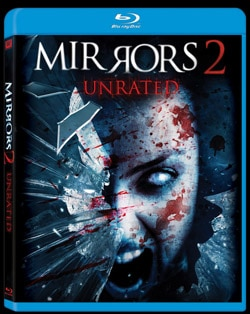 Mirrors 2 on Blu-ray and DVD (click for larger image)