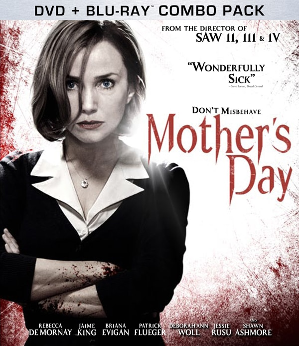 Official Artwork and Details for Darren Lynn Bousman's Mother's Day