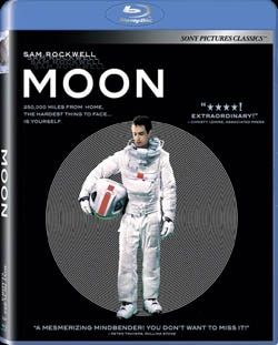 Moon on Blu-ray and DVD