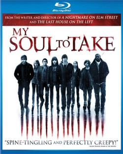 My Soul To Take on DVD