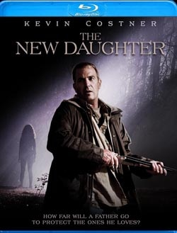 The New Daughter on Blu-ray and DVD (click for larger image)