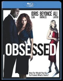 Obsessed on DVD and Blu-ray