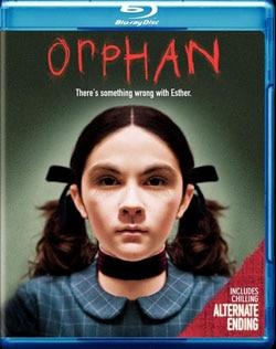 Orphan on DVD and Blu-ray