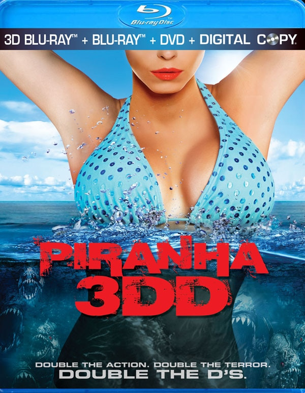 Exclusive: Writers Marcus Dunstan and Patrick Melton Talk Piranha 3DD, Sequels and More