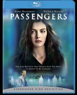 Passengers on DVD and Blu-ray
