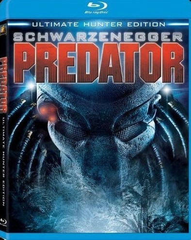 Predator: Ultimate Hunter Edition on Blu-ray(click for larger image)