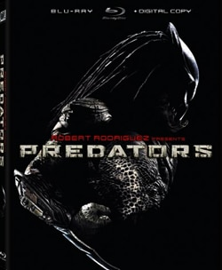 Predators on Blu-ray and DVD (click for larger image)