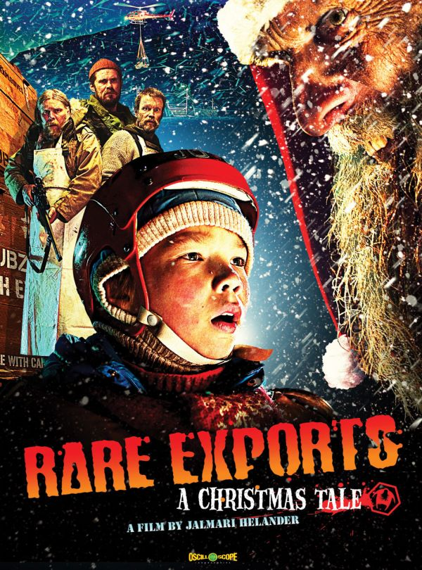 Win a Copy of Rare Exports: A Christmas Tale on Blu-ray/DVD Combo Pack