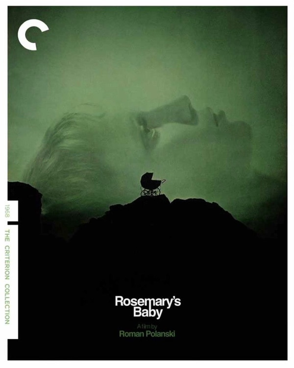 Rosemary's Baby Gets the Criterion Treatment! Comes to Blu-ray Just in Time for Halloween!