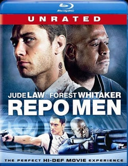 Repo Men on Blu-ray and DVD