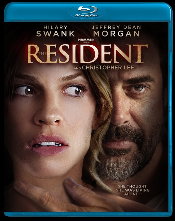The Resident on DVD