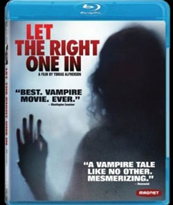 Let the Right One In on Blu-ray and DVD (click for larger image)