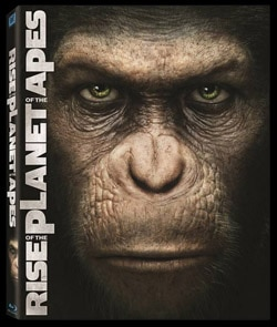 Rise of the Planet of the Apes on Blu-ray and DVD