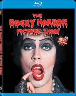 The Rocky Horror Picture Show on Blu-ray (click for larger image)