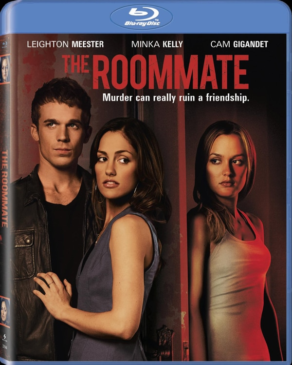 The Roommate Moves in on Blu-ray and DVD