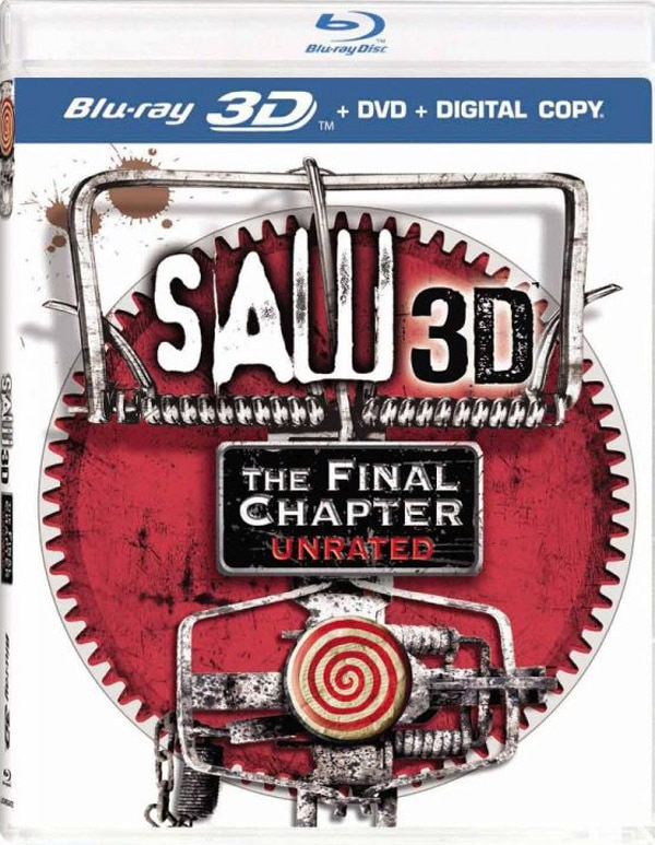 Saw 3D TV Spot Too Sharp for UK Ten Year Old