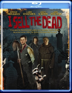 I Sell the Dead on Blu-ray and DVD