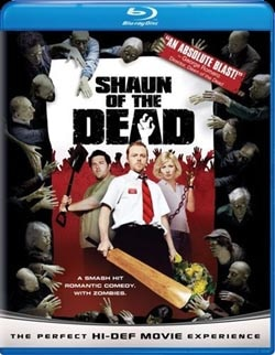 Shaun of the Dead on Blu-ray