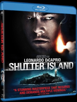 Shutter Island on Blu-ray and DVD
