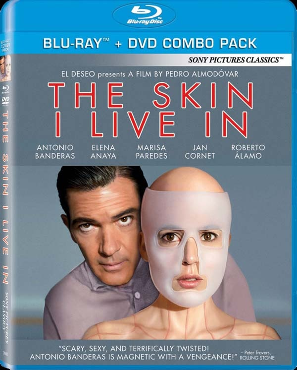Home Video Artwork for The Skin I Live In Finally Arrives
