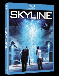 Skyline on Blu-ray and DVD