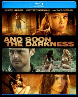 And Soon the Darkness on Blu-ray and DVD