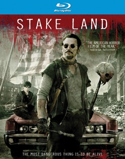 Stake Land Blu-ray/DVD