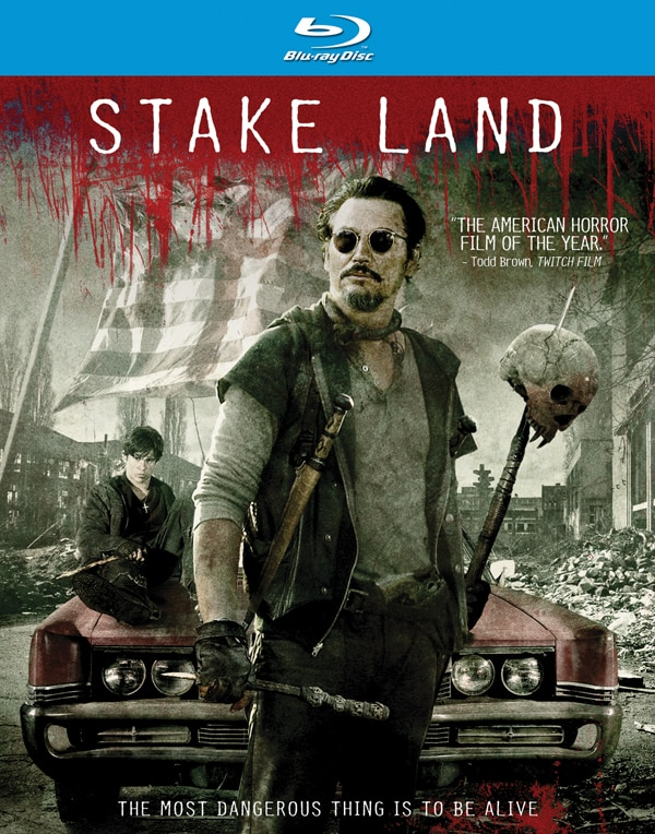Sink Your Teeth into Stake Land on Blu-ray and DVD August 2nd