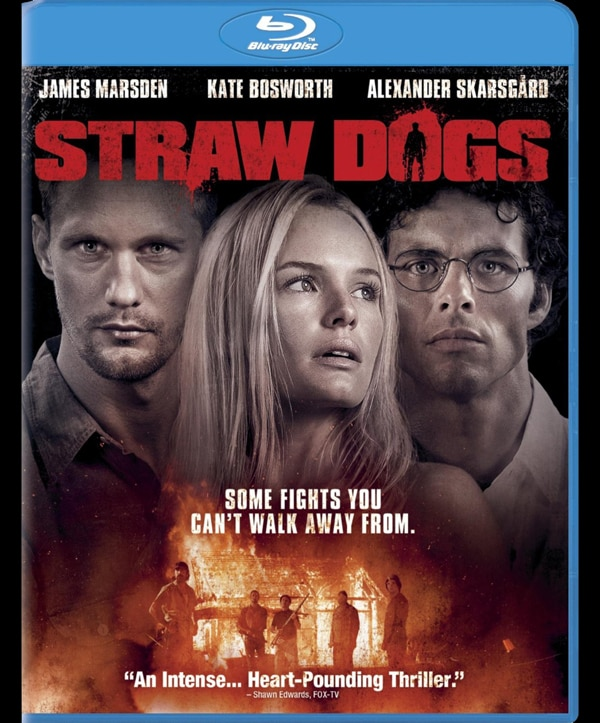 Straw Dogs Remake Starts Barking its Way Home