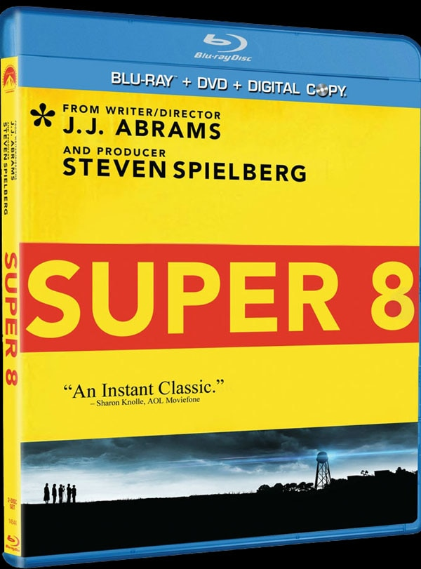 Mint New Super 8 Blu-ray and DVD Trailer